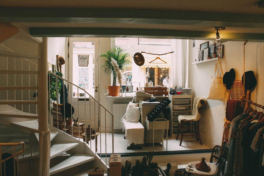 Hjemmet kan være vanskelig å flytte fra