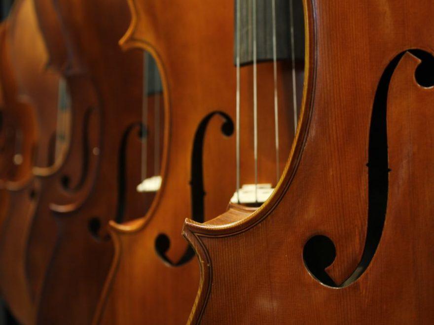 På utkikk etter ny cello?